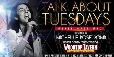 Talkabout Tuesdays tickets