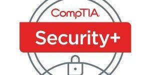 November 11 - 15: CompTIA Security+ Boot Camp