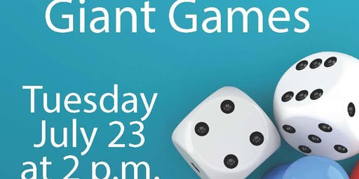 Giant Games (All Ages)