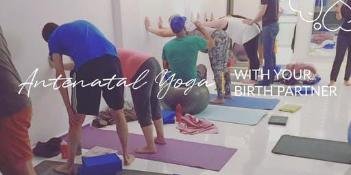 Antenatal Yoga Workshop - You and Your Birth Partner