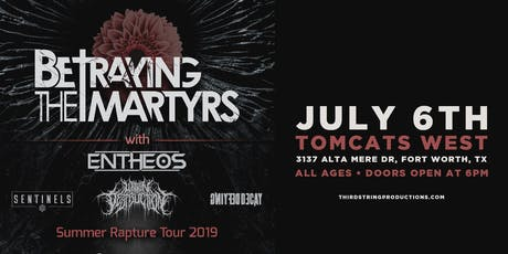 Betraying The Martyrs at Tomcats West tickets