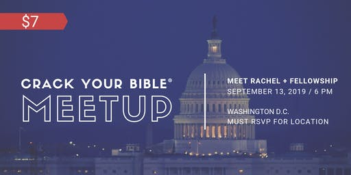 #CrackYourBible Fam Meetup - Washington DC Metro (Paid Event)