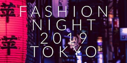 FASHION NIGHT 2019 TOKYO