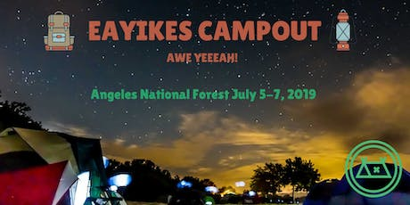 Eayikes Campout 2019 tickets