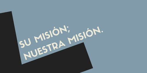Su misión; Nuestra misión.