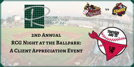 2nd Annual RCG Night at the Ballpark tickets