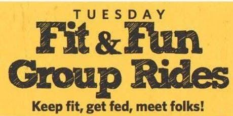 Fit & Fun Group Rides - Boulder tickets