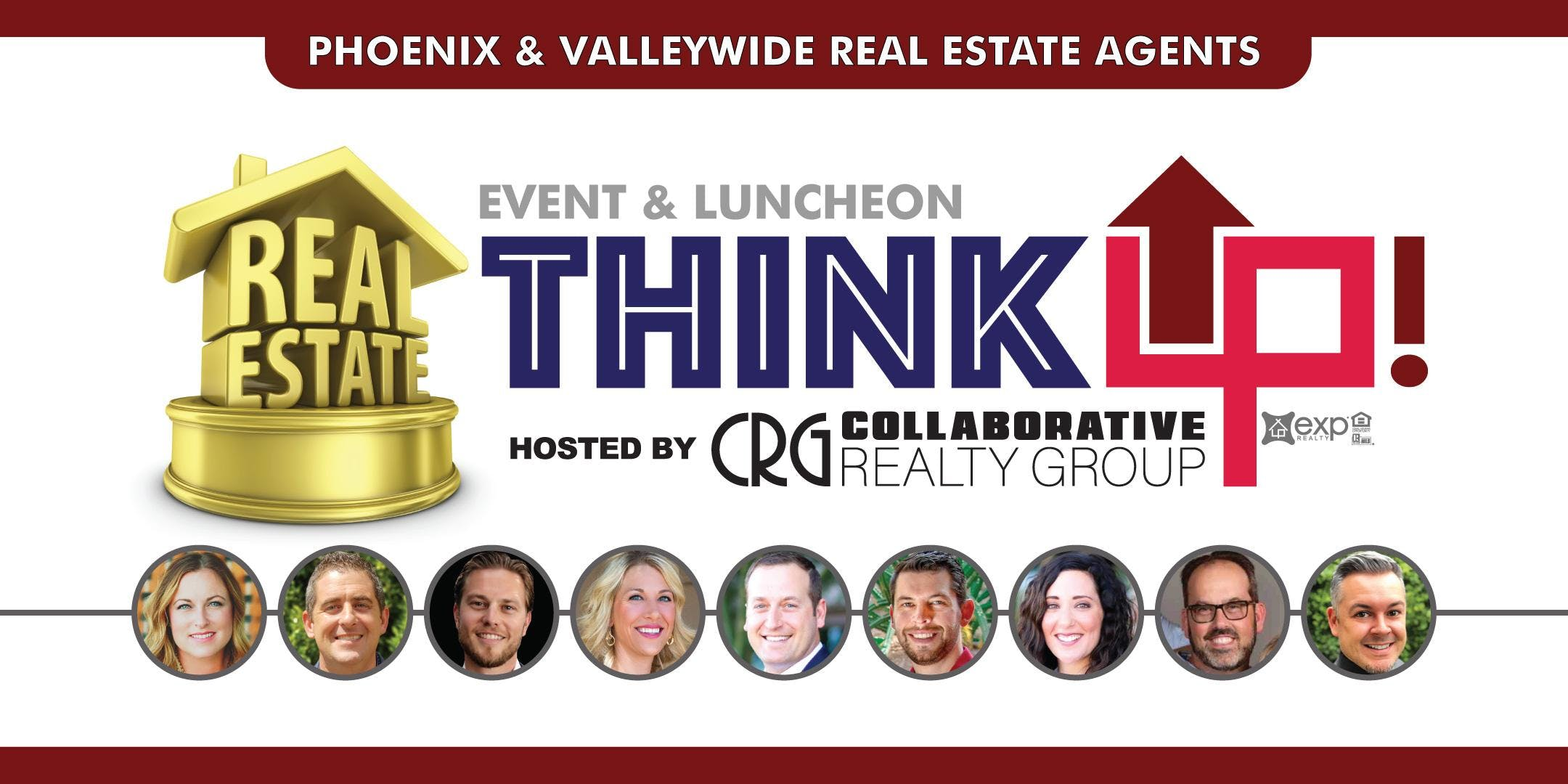 ThinkUP! •Real Estate Agent Collaboration • May 2019