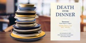 Death over Dinner with Michael Hebb