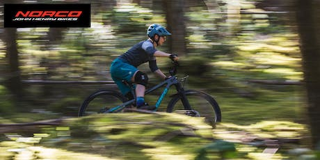 Norco Women's MTB Skills Clinic #3: Jumping tickets