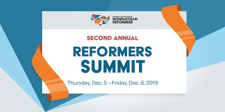 Second Annual Nonpartisan Reformers Summit tickets