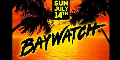 BAYWATCH NYC 2019 tickets