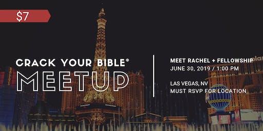 #CrackYourBible Fam Meetup - Las Vegas, Nevada (Paid Event)