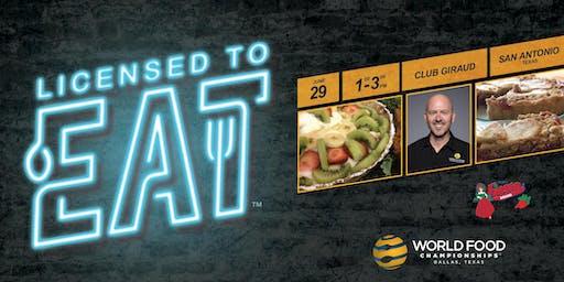 Licensed to E.A.T.™: San Antonio