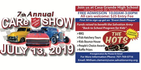 CAR SHOW tickets