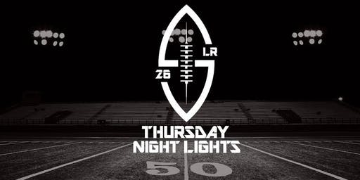Logan Ryan Presents Thursday Night Lights #TNLIII