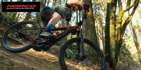 Norco Women's MTB Skills Clinic #4: Get Pumping tickets