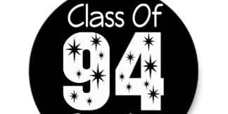 25th Class Reunion - Ludlow 1994