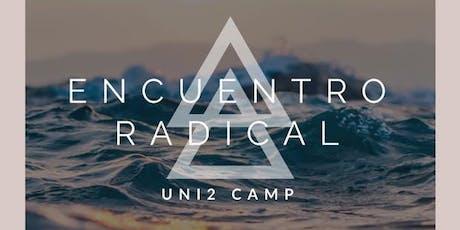 Uni2 Youth Camp 2019: Radical Encounter tickets