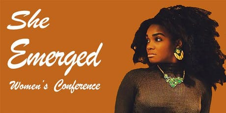 She Emerged, Women's Conference tickets