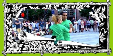 Boston Tango in the Park tickets