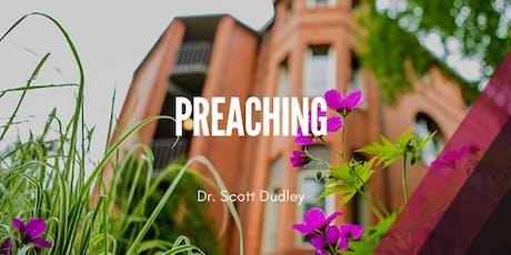 Preaching - Summer Intensive Course  tickets