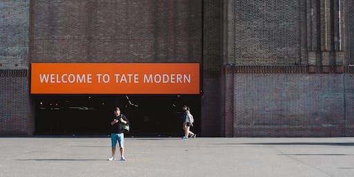 Tate Modern tour with an art historian