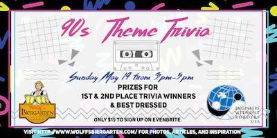 Phat 90's Trivia Fundraiser