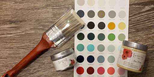Country Chic Paint Your Own Project Workshop with Starter Kit