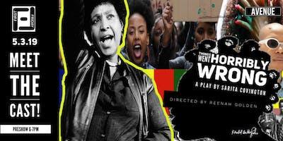 BLACK AF FRIDAYS (Blackbox Artist First Friday) Featuring various local artists