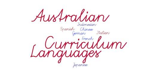 Australian Curriculum: Languages PD - DDSW