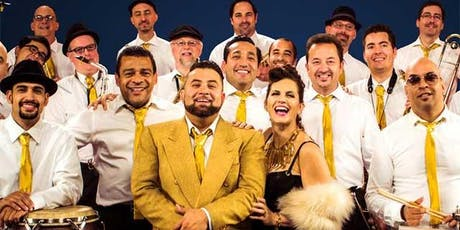 Outdoor Concert: Pacific Mambo Orchestra - August 3, 2019 tickets