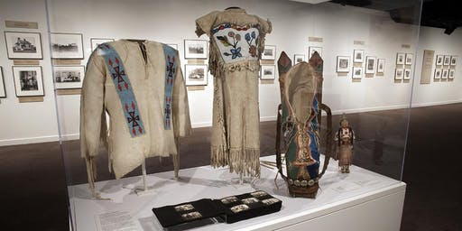 Behind-the-Scenes Tour Indigenous Collections