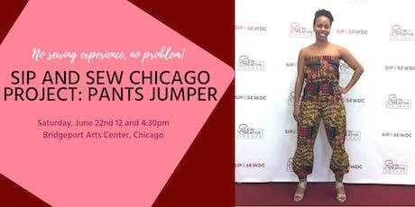 Sip & Sew Chicago tickets