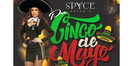 Spyce Saturdays @ Spyce Astoria  tickets