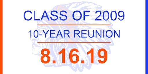 WCHS 10-Year Reunion