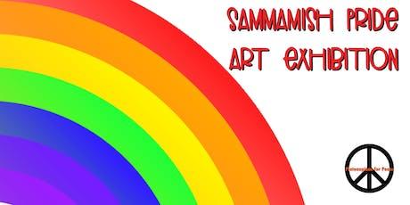 Sammamish Pride Art Exhibit tickets