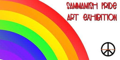 Sammamish Pride Art Exhibit