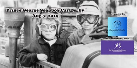 Prince George Soapbox Car Derby tickets