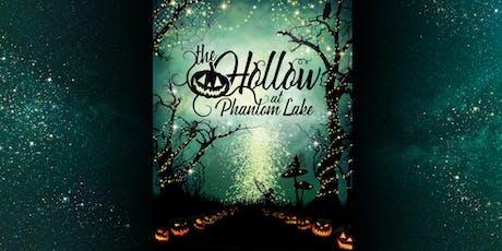 The Hollow at Phantom Lake tickets