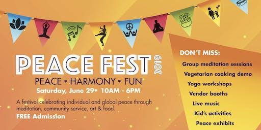 Peace Fest 2019