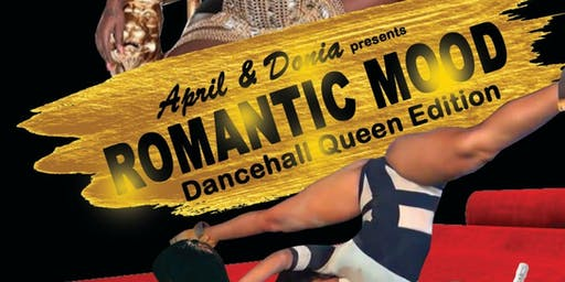 "Romantic Mood ""90's Dancehall Queen Dressup Style"""