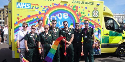 #WeAreEEAST LGBT @ Ely Pride