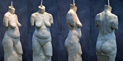 Torso in Clay - Sculpting Workshop