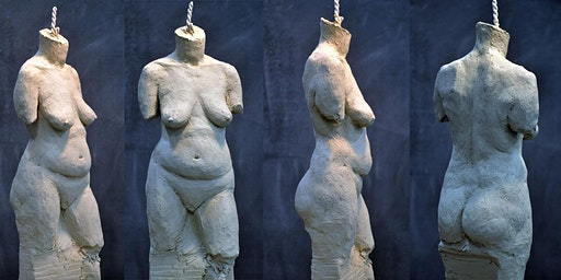 Torso in Clay - Sculpting Workshop