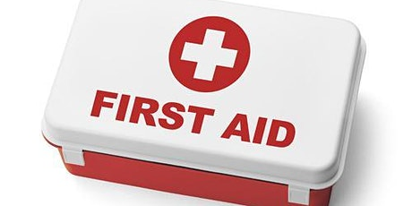 Basic First Aid Certifications tickets
