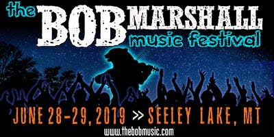 The Bob Marshall Music Festival 2019