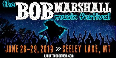 The Bob Marshall Music Festival 2019 tickets