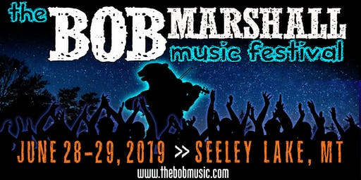 The Bob Marshall Music Festival 2019