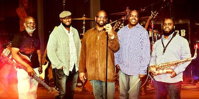Groove Masters Presents A Night of Jazzy Soul